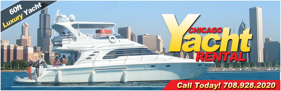 Rent our yacht to cruise around Lake Michigan area